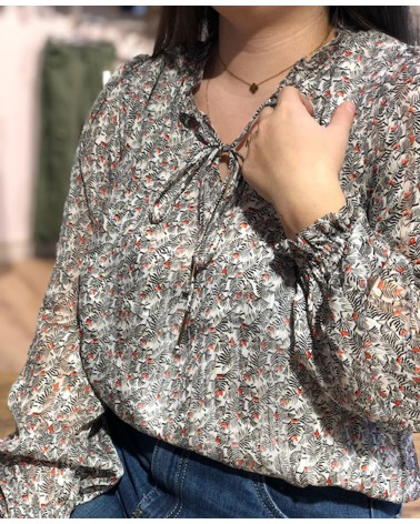 Blouse manches longues YCOO...