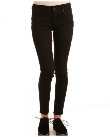 Pantalon slim noir TOXIK